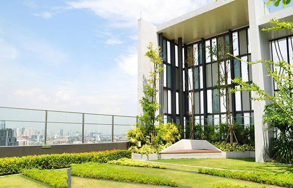 Rhythm-Sathorn--Narathiwas-Bangkok-condo-for-sale-sky-garden
